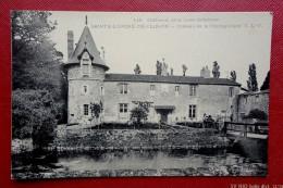 44 - SAINTE LUMINE DE CLISSON - Château De La Courbejollière - Clisson