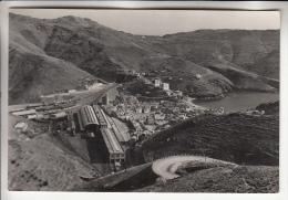 ESPANA - PORT BOU ( Costa Brava ) Vista General - CPSM Noir Blanc GF 1956 - Gerona