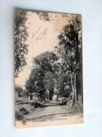 Carte Postale Ancienne : BASSE-TERRE : Vieux Gouvernement - Basse Terre