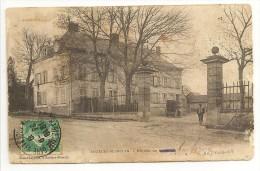 08 - SAULGES-MONCLIN - Entrée De L'Annexe (la Ferme) - éd. Grund Lejeune - 1909 - Voir état - Altri Comuni