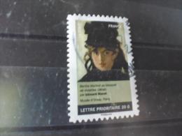 TIMBRE OBLITERE ROND  YVERT N° 685 - Adhésifs (autocollants)