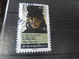 TIMBRE OBLITERE ROND  YVERT N° 685 - Adhesive Stamps