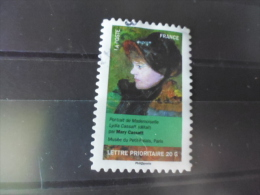 TIMBRE OBLITERE ROND  YVERT N° 675 - Adhesive Stamps