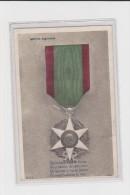 THEME  MEDAILLES  MILITAIRES *Mérite Agricole  * - Militaria