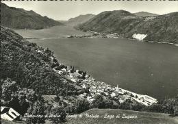 CAMPIONE D' ITALIA  Ponte Di Melide  Lago Di Lugano - Como
