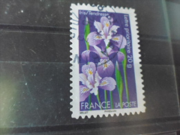 TIMBRE OBLITERE ROND  YVERT N° 671 - Adhesive Stamps