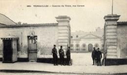 78 VERSAILLES  Caserne Du Train,rue Carnot Animée  ELD - Versailles
