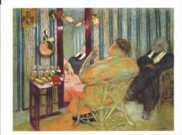 Sacha Guitry Dans Sa Loge 1911-1912 Pastel D' Edouard Vuillard , Cpm , Collection Cinémathèque Française - Pittura & Quadri