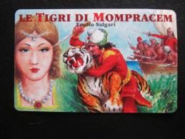 16K-99-MC Le Tigri Di Mompracem,mint - San Marino