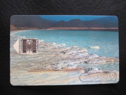 Chip Phonecard,beach,used - Djibouti