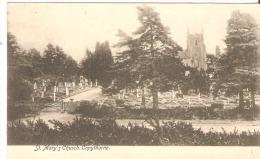 St Mary S Church Copythorne - England