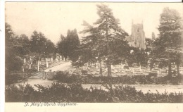 St Mary S Church Copythorne - Inglaterra