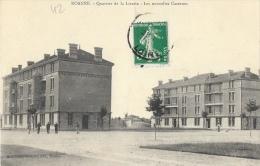 Roanne - Quartier De La Livatte - Les Nouvelles Casernes - Edition Mme Lafay-Bésacier - Roanne