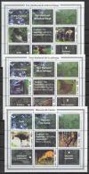 National Parks COB BL354/58 2005 MNH - Ongebruikt