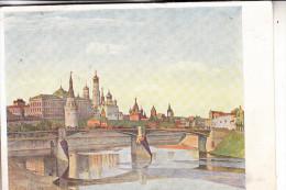 RUSSLAND - MOSKAU / MOSCOU / MOSKWA, Historische Ansicht, 1934 - Russland