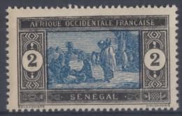 N° 54 - X X - ( C 438 ) - Senegal (1887-1944)