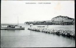 NOUVELLE GUINEE  HUNUABADA PORT MORESBY - Non Classés