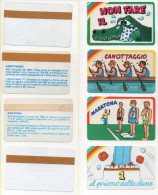 Sor091 Sorpresine Merendine Ferrero? Card Carte Illustrate Comics, Coccodrillo, Sport Canottaggio, Maratona, Primo Class - Sorpresine