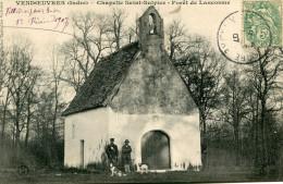 VENDOEUVRES(INDRE) CHASSEUR - Autres Communes
