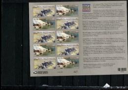 USA POSTFRIS MINT NEVER HINGED POSTFRISCH EINWANDFREI   SCOTT  4910 4911 Pane Civil Ware - Verenigde Staten