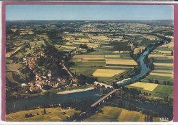24.- Le Confluent De La Dordogne Et De La Vézère à LIMEUIL - Frankreich