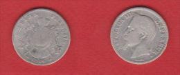 NAPOLEON III //  2 FRANCS 1866 K  //  ETAT  B+  //  RARE - Francia