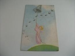 CAMPANA BELL  PASQUA ? ANGELO COLOMBE  ILLUSTRATORE MARIA SOFFIANTINI - Angels