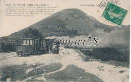 LE PUY-DE-DOME - N° 3443 - HALTE - Trains