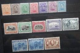 BELGIE   1915    nr. 135 - 149    Scharnier *       CW  560,00