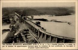 ECOLE - BON POINT - RECOMPENSE SCOLAIRE - Barrage - USA - Vieux Papiers