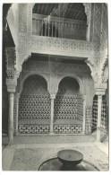 Granada - Alhambra - Ranos Arabes Sala Del Rey - Granada