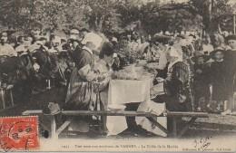 56 Noce Bretonne Aux Environs De VANNES   La Table De La Mariée - Vannes