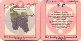 #D48-246 Viltje Over Wijn (druiven) - Sous-bocks