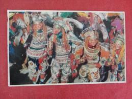 Guatemala  Native Dancers      Reference 1676 - Guatemala