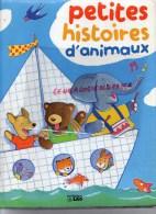 LIVRE ENFANT- PETITES HISTOIRES D´ ANIMAUX-ILLUSTRATIONS  DANIELE SCHITHESS- A.S. LANQUETIN- M.L. VINEY-200 - Books, Magazines, Comics
