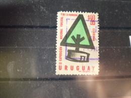 URUGUAY TIMBRE OBLITERE  YVERT N° 786 - Uruguay
