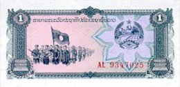 Laos 1 Kip (1979) Pick 25 UNC - Laos