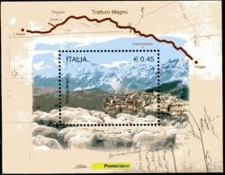 ITALIE 2004 Italia Repubblica Foglietto Transumanza MNH** **  LUXE ** MNH - 6. 1946-.. Republic