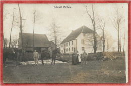 67 - BUTTEN - Schleif Mühle - Moulin - Carte Photo - France