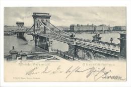 11369 -  Üdvözlet Budapeströl - Hongrie
