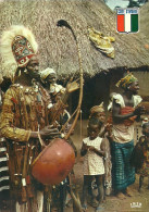 GRILLOT S ACOMPAGNANT A LA CORA - Ivory Coast