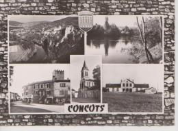 CONCOTS-Multivues - France