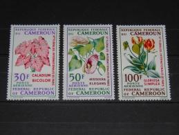 Cameroon - 1969 Flower Show MNH__(TH-11418) - Kamerun (1960-...)