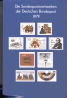 Jahreszusammenstellung Der BRD 1979 Komplett ** MNH - BRD