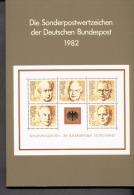 Jahreszusammenstellung Der BRD 1982 Komplett ** MNH - BRD