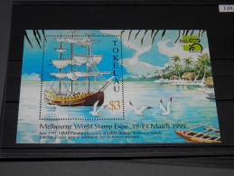 Tokelau - 1999 Stamp Exhibition '99 block MNH__(TH-13933)