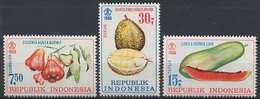 Indonesia Zonnebloem Cat Nr 627/9 Postfris (MNH, Neuf Sans Charniere) - Indonésie