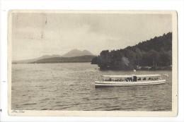 11375 -  Sommerfrische Hirschberg Thannühl Am See Motorboot Marie - Tchéquie