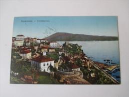 AK 1913 Österreich / Montenegro. Castelnuovo. Hafenstadt. Verlag Buchhandlung J. Sekulovic. - Montenegro