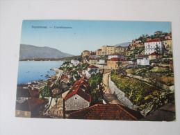 AK 1913 Österreich / Montenegro. Castelnuovo. Hafenstadt. Verlag Buchhandlung J. Sekulovic. No 334 - Montenegro